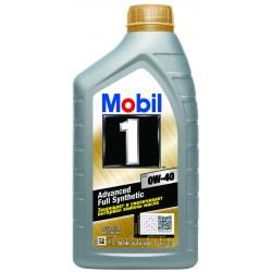Масло Mobil 1 New Life 0W40 SL/SM/CF (1л)